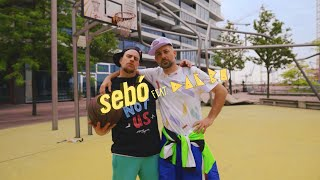 "SEBÓ feat. DAS BO ""Schokkoli & Brokolade"" (offizielles Musikvideo)"