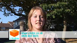 Video of Bethan Hendy talking about young drivers car insurance
