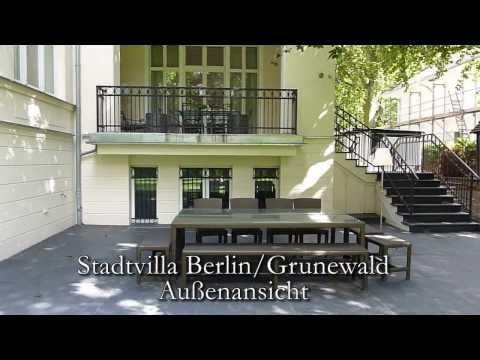 Stadtvilla Berlin Grunewald  Zu Verkaufen  1 Von 3