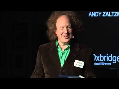The power of podcasting: Andy Zaltzman at TEDxOxbridge
