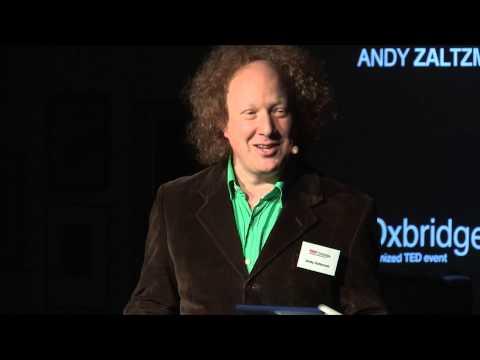 The power of podcasting: Andy Zaltzman at TEDxOxbridge