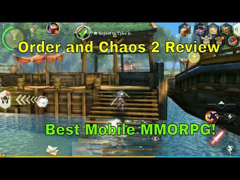 Order And Chaos 2 Gameplay Review: Best Mobile  MMORPG!