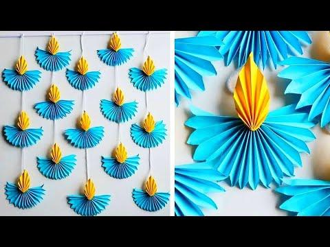 Easy diwali decoration ideas l Diwali home decoration l Diwali decoration diy 2909