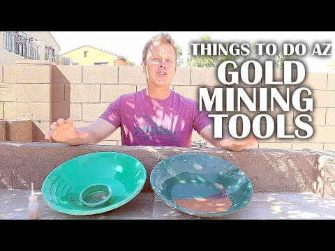 Gold Mining Equipment For Beginners