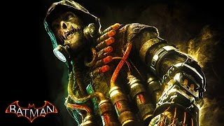 HikePlays: Batman Arkham Knight - THE END of SCARECROW! Ep.9
