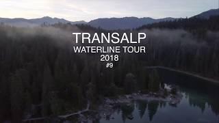 Transalp Waterline Tour Flims 2018 #9 Cut 1
