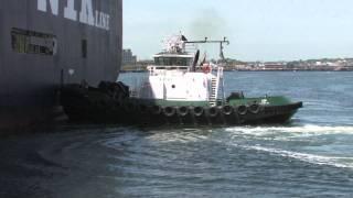 Tractor Tug LEO, Foss Maritime / Atlantic Division