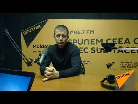Președintele FEA, Dorin Damir, în studioul Radio Sputnik Moldova