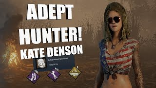ADEPT KATE! | Dead By Daylight Kate Denson Achievement