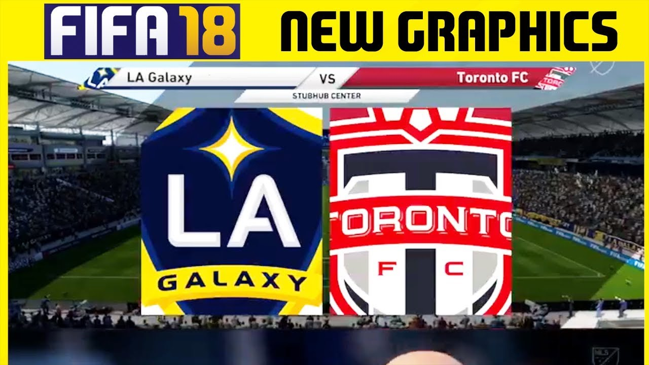FIFA 18 New Features: New MLS Graphics and Presentations (Major League Soccer)