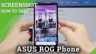 How to Take Screenshot on ASUS ROG Phone – Save Screen / Capture Screen