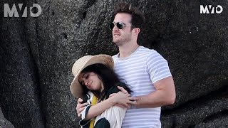 Camila Cabello and Matthew Hussey Pack on the PDA | The MVTO