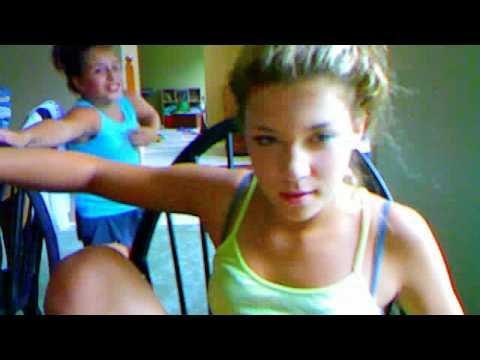 White girl gangbang