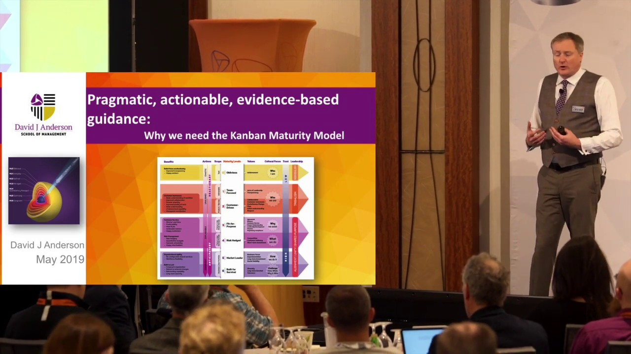 LKNA19: Pragmatic, actionable, evidence-based guidance:Why we need the Kanban Maturity Model