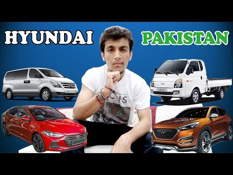 Hyundai Cars Launch In Pakistan