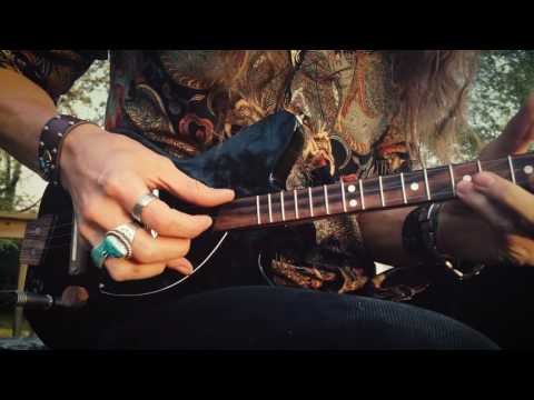 """""""Eleanor Rigby"""" Played on a 3-String LOOG Guitar"""