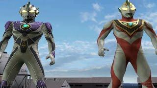 Video Ultraman Legend & Gaia - TAG Battle Mode ★Play ウルトラマン FE3 download MP3, 3GP, MP4, WEBM, AVI, FLV Maret 2018