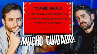 Estos son los PELIGROS REALES al entrar en la DEEP WEB | Hablando con experto Ex-Hacker