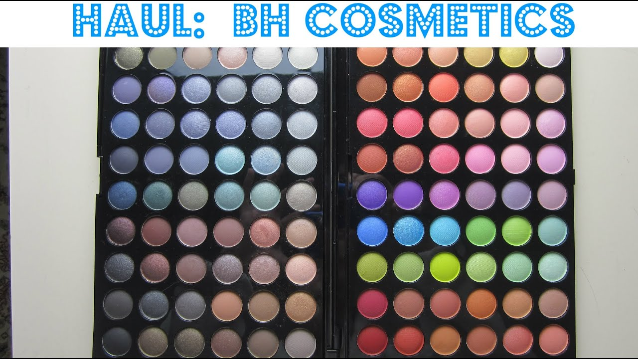 Supernova 18-Color Baked Eyeshadow Palette by BH Cosmetics #8
