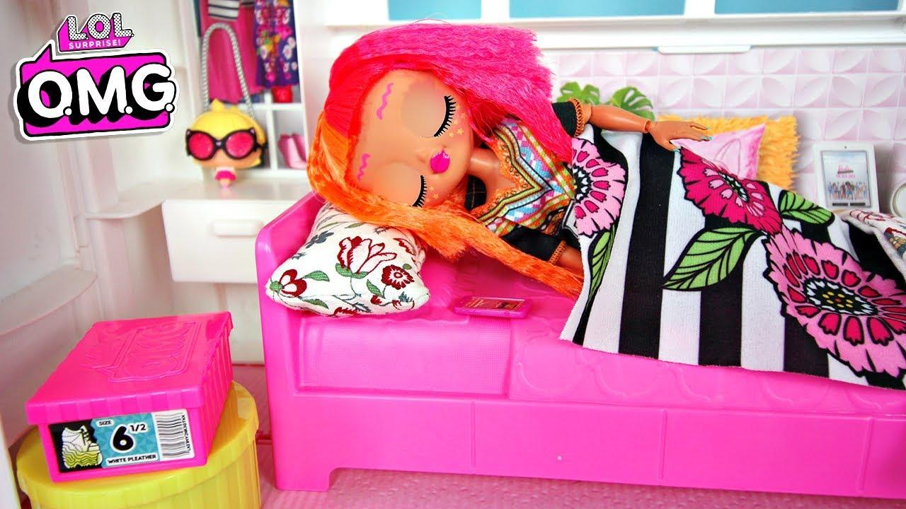 video La poupée LOL OMG : Neonlicious, la belle aux 2 coloris de cheveux