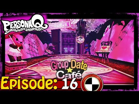 Persona Q: Shadow of The Labyrinth Ep 7: Battle For The Flamberge from YouTube · Duration:  32 minutes 3 seconds