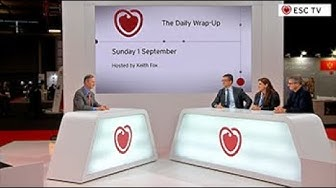 ESC TV at ESC Congress 2019 - The Daily Wrap-Up - Sunday 1 September