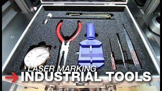 Laser Marking Metal | Laser Marking Tools | Industrial Laser Marking