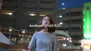 埼玉県熊谷市にある美容室J-GENICのプロモーション動画 アットホームでスタイリッシュ!
