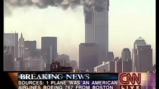 CNN 9-11-2001 News Coverage 9:00 AM - 10:00 AM
