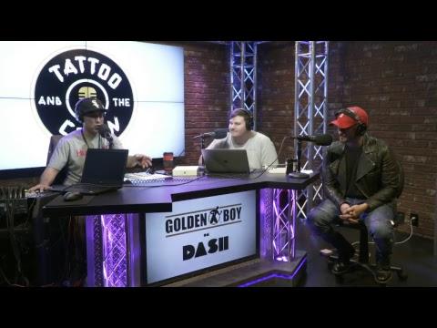 Tattoo and The Crew - Golden Boy Radio - Frankie J LIVE in Studio