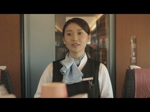 大島優子、6年ぶり主演 ロマンスカーのアテンダントに 映画「ロマンス」特報 #Romance #movie