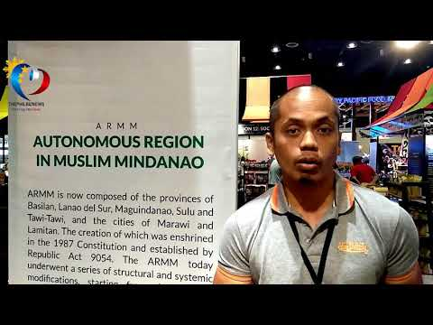 What are the products that ARMM have? Are they globally competitive?