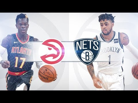 NBA Sundays: Brooklyn Nets vs Atlanta Hawks