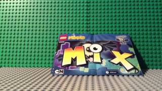 LEGO Mixels: Don't Pull That Plug! (stopmotion/channel trailer)