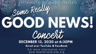 Some Really Good News Christmas Concert