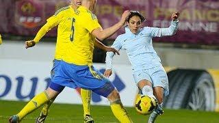 France-Suède Féminine A : 3-0, les buts de la victoire à Amiens !