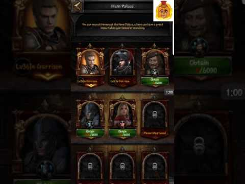 Clash Of Kings - New Hero Joseph
