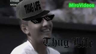 Nick Kyrgios - Thug Life ( Shot of the Year)