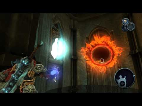 Sid Plays: Darksiders: Part 20: Final Beam