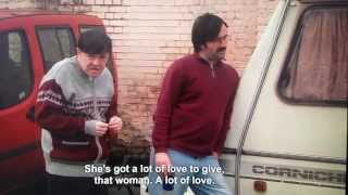 Kev does Janice in the caravan