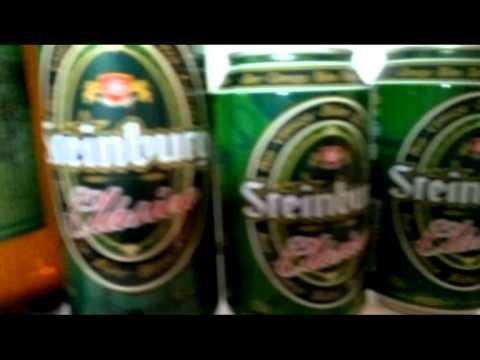 STEINBURG - La mejor cerveza del verano!