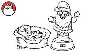 Repeat youtube video Christmas Presence (Part 2) - Simon's Cat