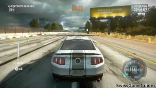 Need for Speed The Run - Walkthrough Part 3 (Hard) - Stage 1 - Interstate 580