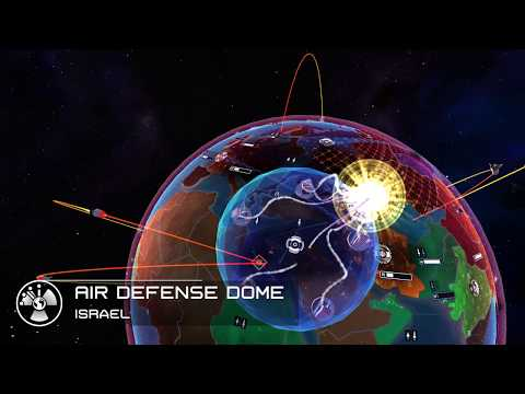 First Strike: Final Hour - Ultimate super weapons guide - Iron Dome Defense