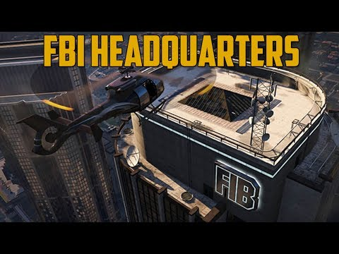 FBI HEADQUARTERS (Grand Theft Auto V Online)