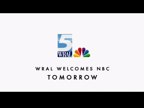 WRAL News 11pm 02/28/2016 clips (eve of CBS/NBC affiliation switch)