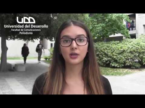 Periodismo UDD: Pasantía en EE.UU.