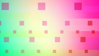 Abstract color squares - HD animated background #102