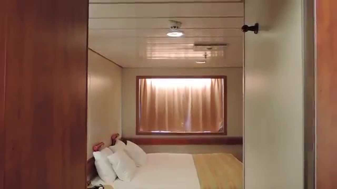 Carnival Fascination Stateroom Tour