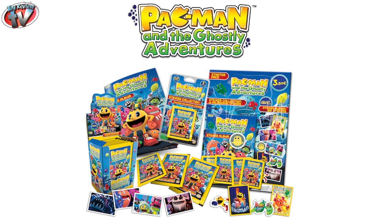 pacman and the ghostly adventures игра